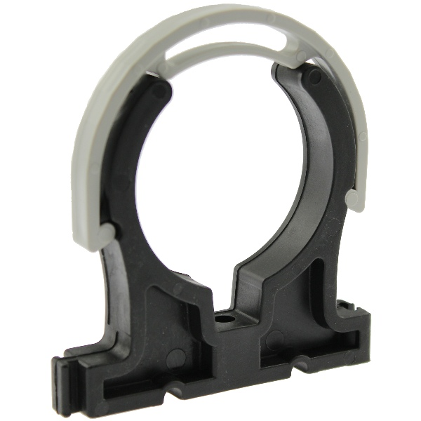 Pipe clamps and fasteners