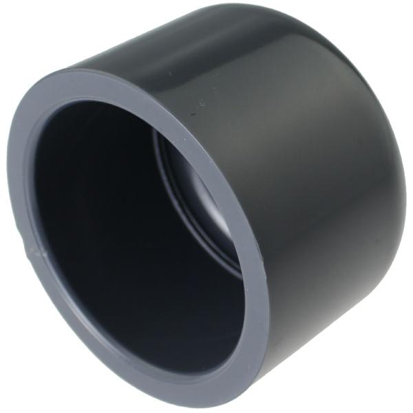 U-PVC solvent end cap