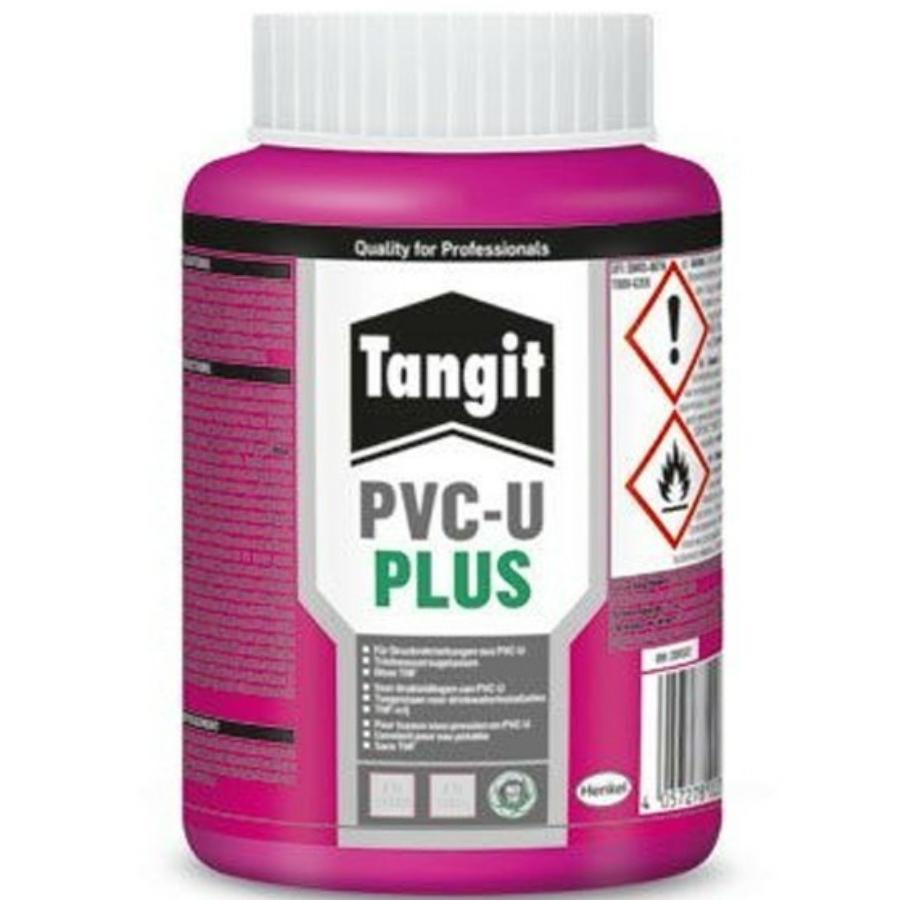 PVC-U Kleber Tangit Plus <strong>Trinkwasserfreigabe
