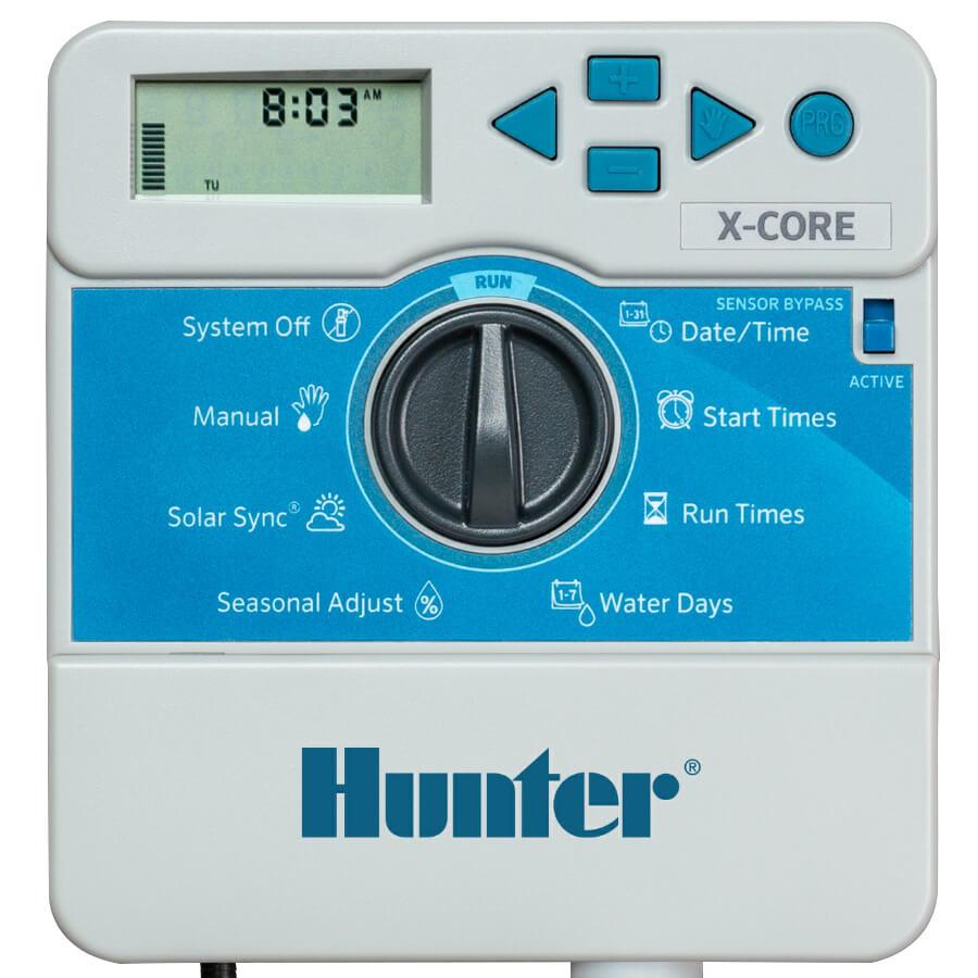 Hunter X-Core Indoor irrigation controller