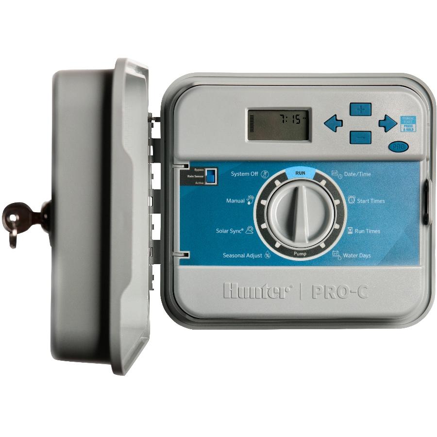 Hunter PRO-C Indoor/Outdoor irrigation controller