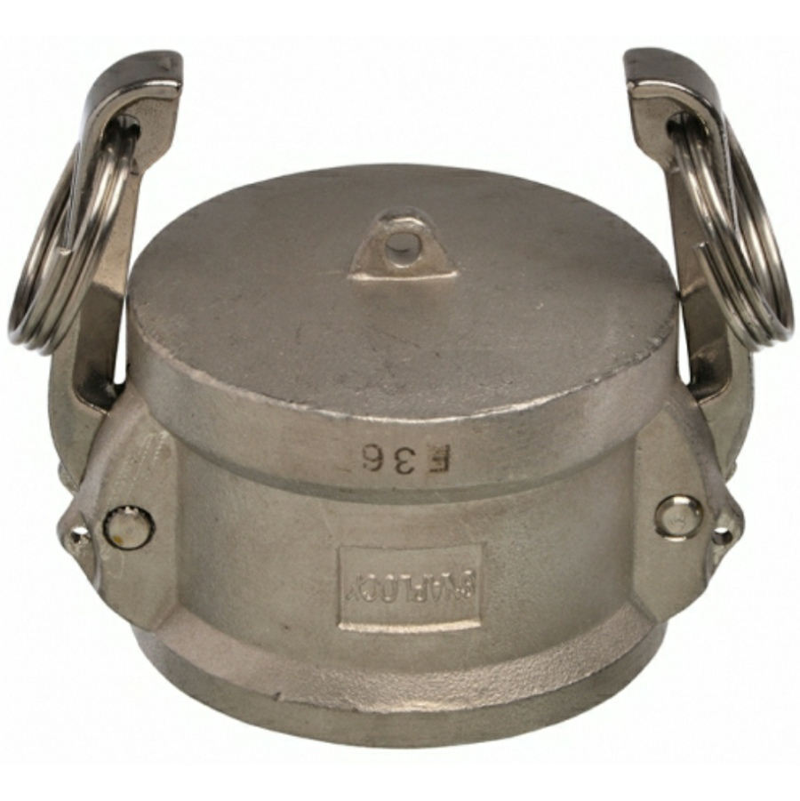 A4 ss CAMLOCK type DC female end coupler