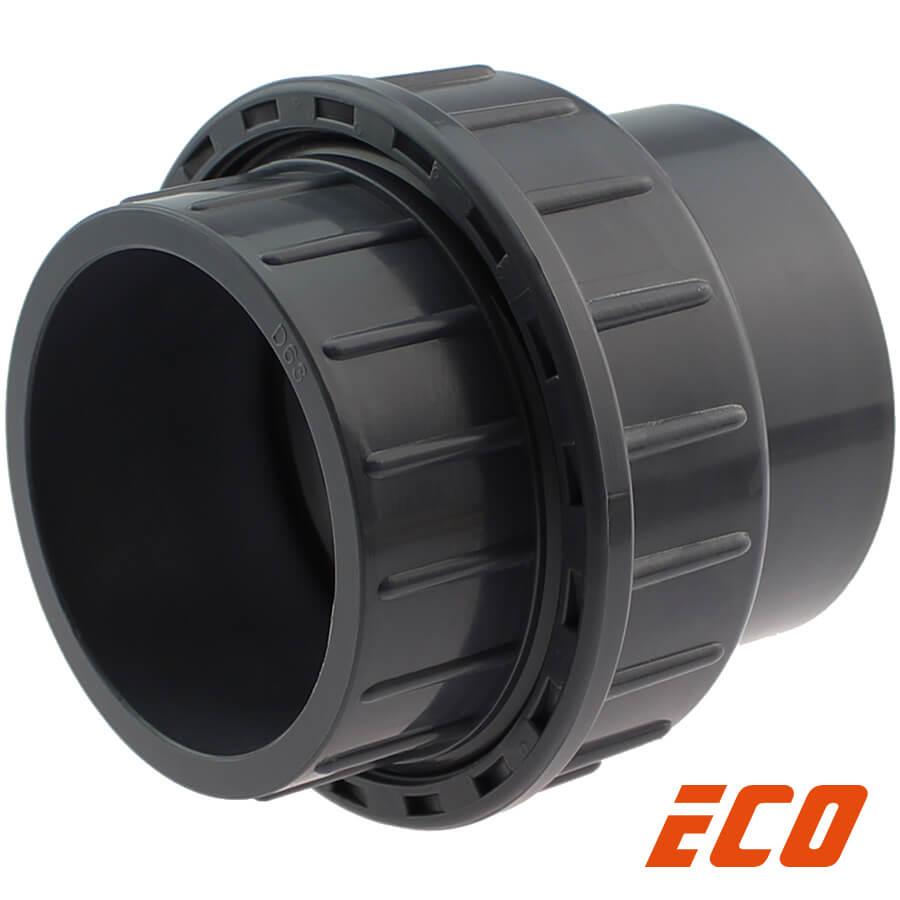 U-PVC solvent union - ECO