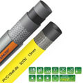 Industrial and garden hoses and accessories