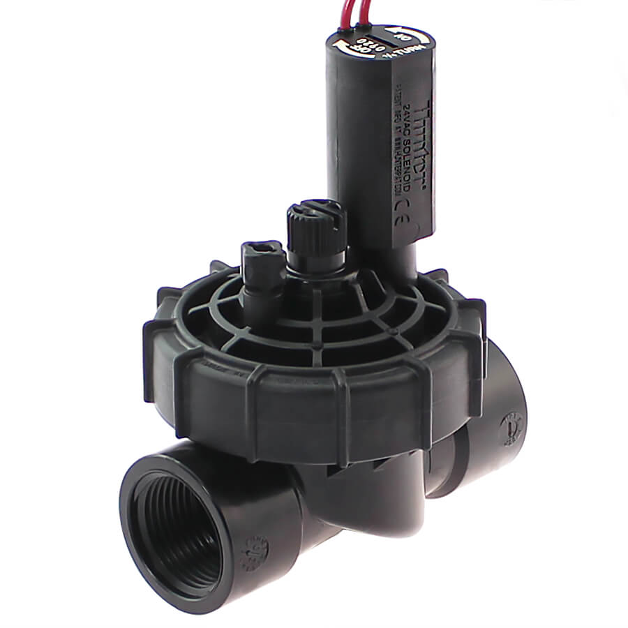 Solenoid valve JAR-TOP 24 VAC