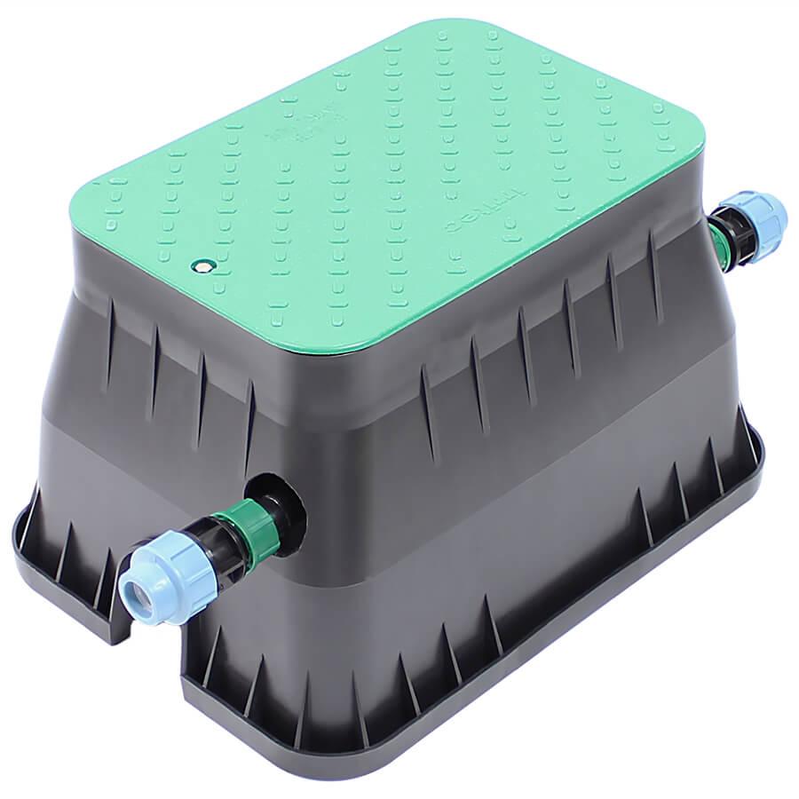 Valve box - main valve station