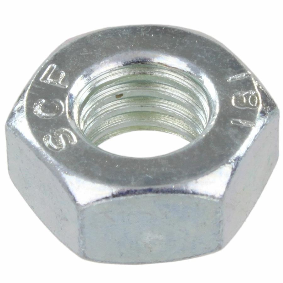 Sechskantmutter DIN 934 Stahl verzinkt