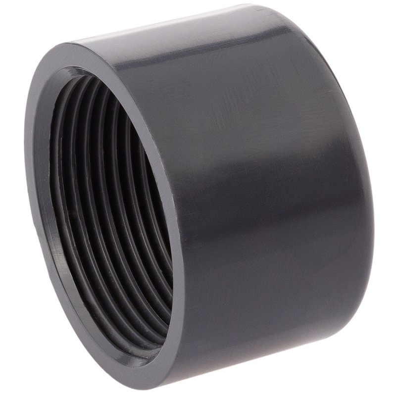 U-PVC threaded reducing bush, type B