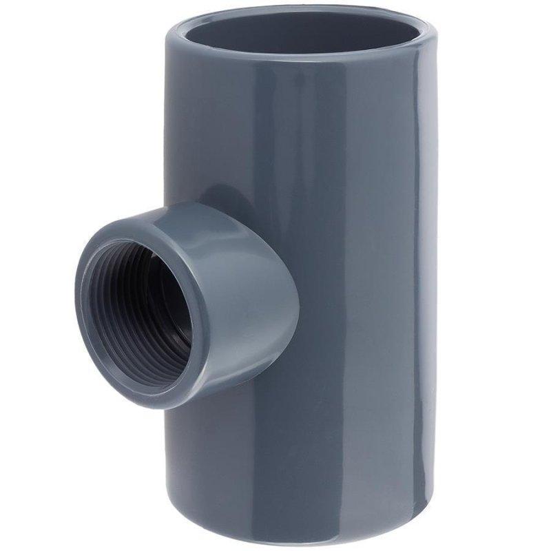 Y-Stück Innen 110mm mit 3x Klebemuffe YStück Rohr Leitung Fitting PVC U