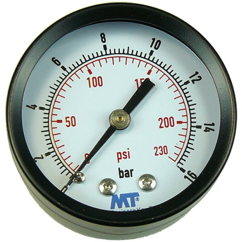 Haken-up-Tachometer
