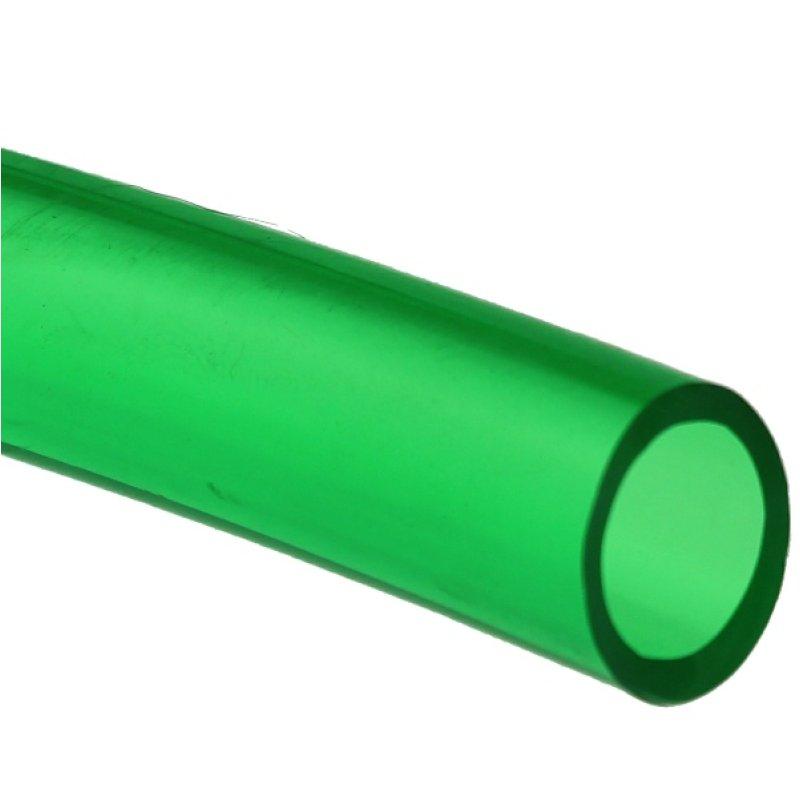 Extrem PVC Schlauch Grün transparent DW04