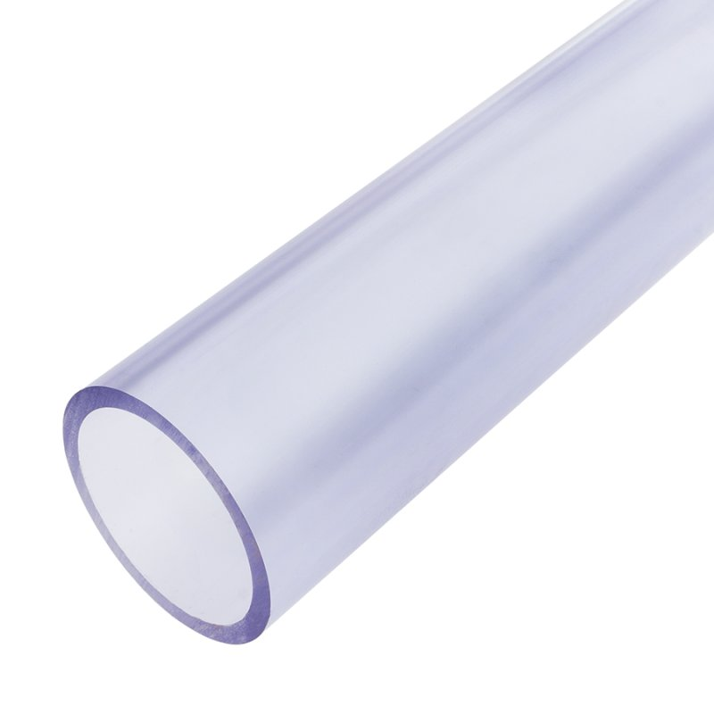 U-PVC trasparent pipe 50 x 3,5mm - 16 bar