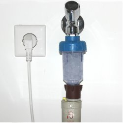 Siliphos water filter 3/4 for washing machine